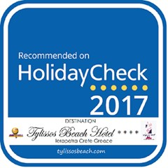 Holiday Check awards 2017