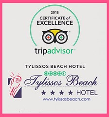 Trip Advisor awards 2018